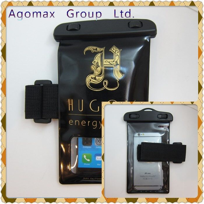 Product Details of Agomax Waterproof pouch with armband
