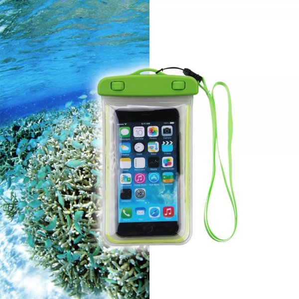 Waterproof Phone Pouch – A...