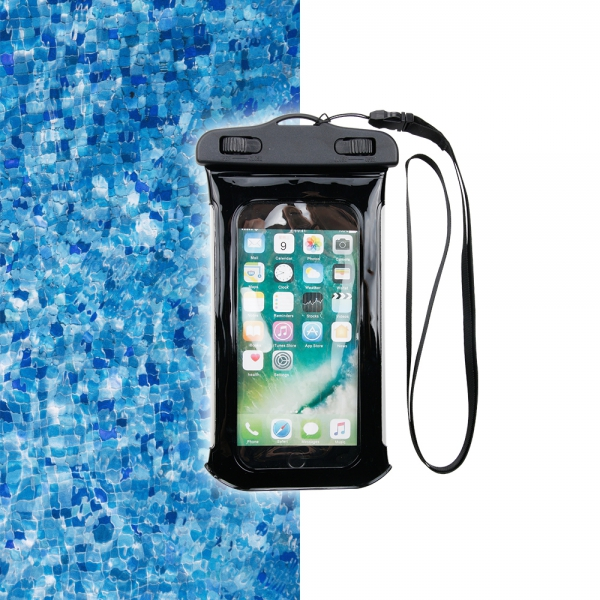 Side strengthen new design Waterproof Smartphone Bag